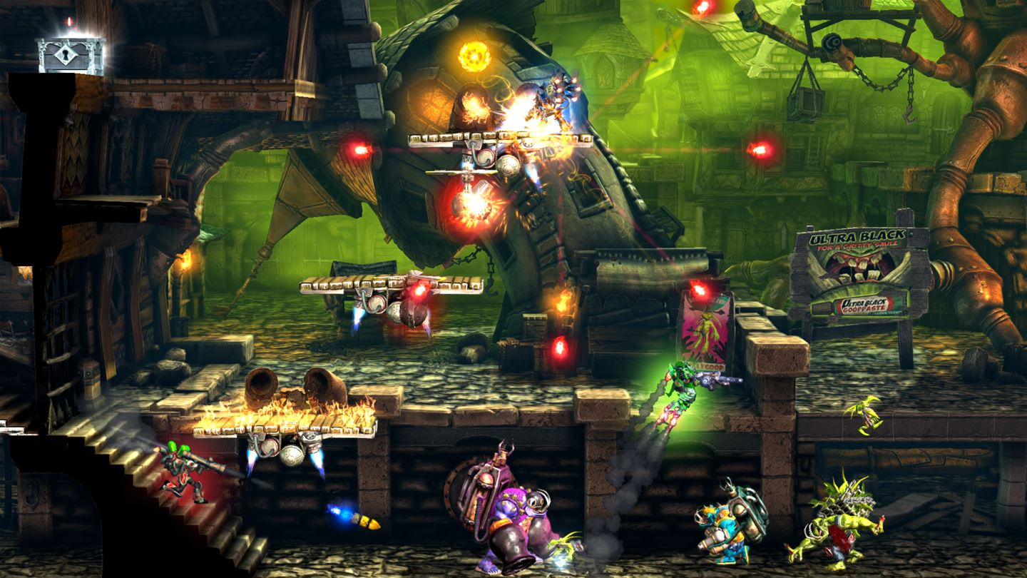 Rogue Stormers Review | TheXboxHub