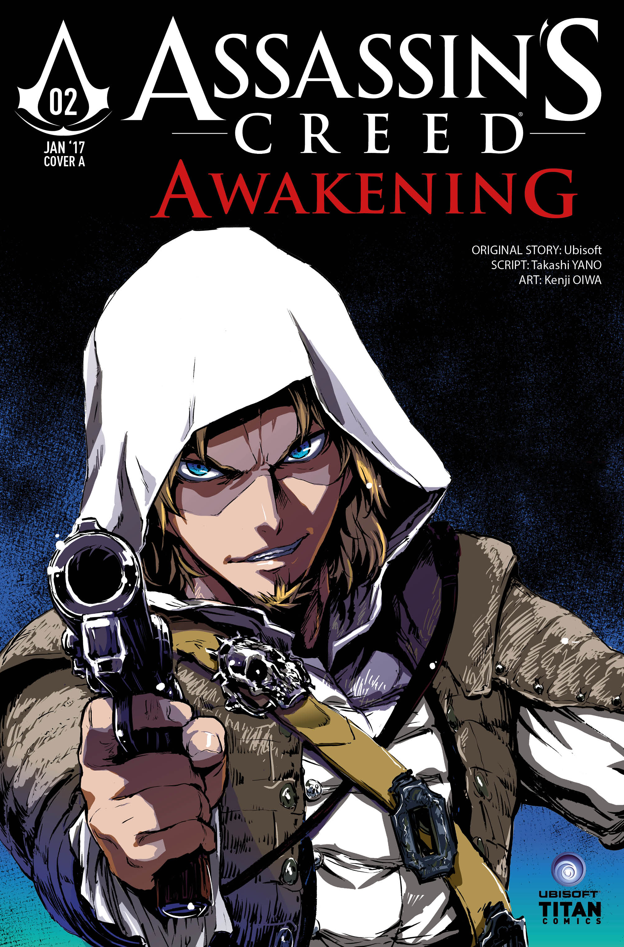 Assassin S Creed Awakening 2 Comic Review Thexboxhub