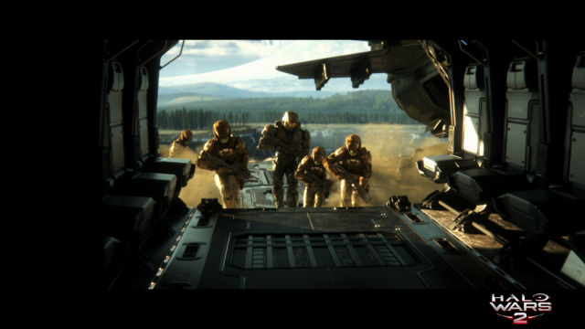 Halo Wars 2 Cinematic