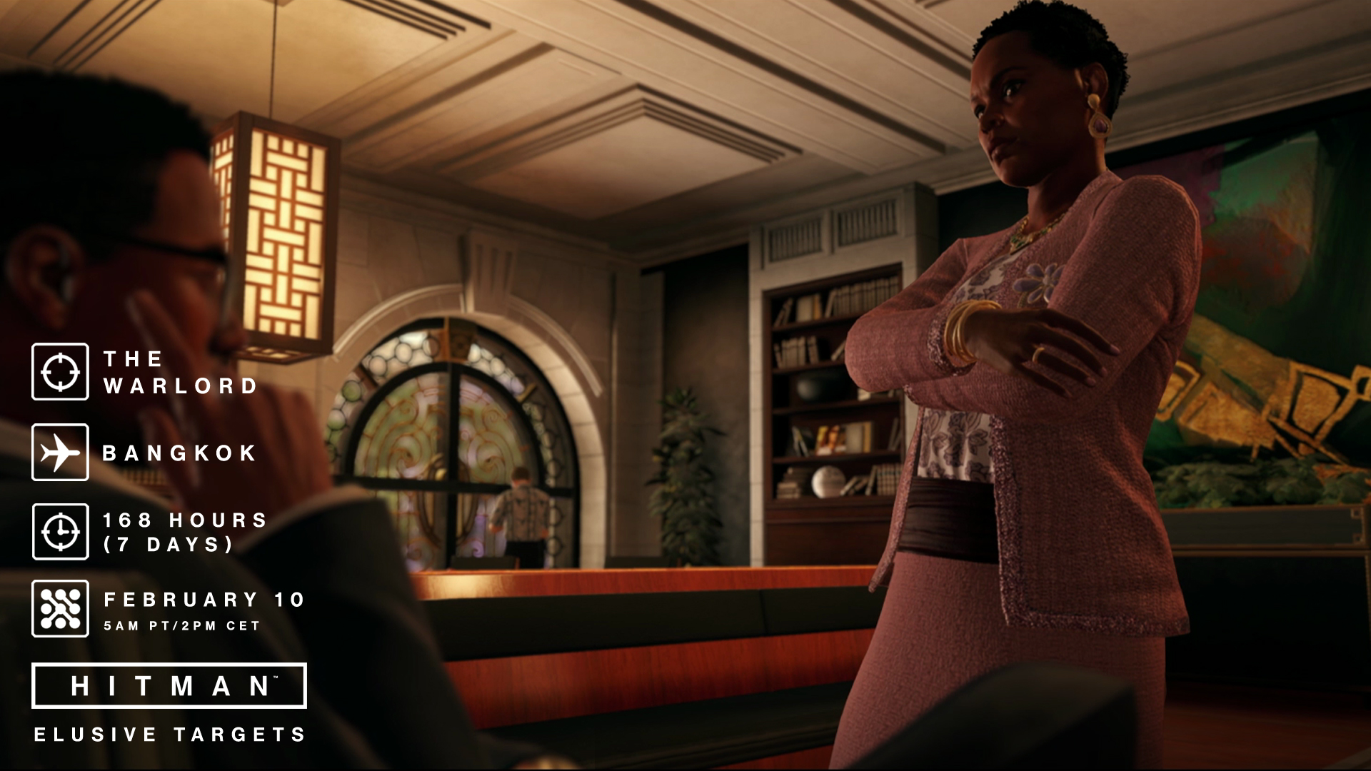 The Warlord Arrives In Bangkok As The 20th Elusive Target For