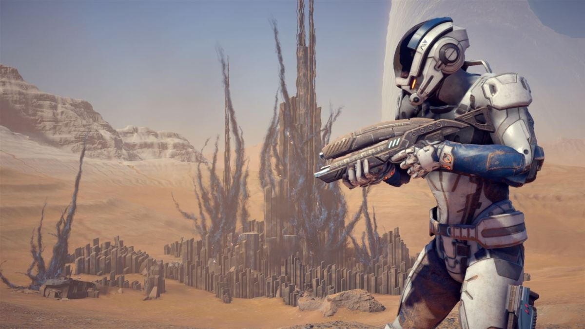 Enhance your Mass Effect: Andromeda experience on Xbox One with the Deluxe Upgrade DLC