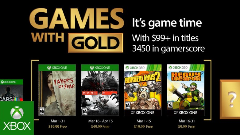 Are the free Xbox Games With Gold titles for March 2017 any good?