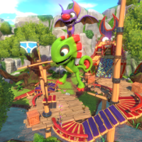 Yooka-Laylee - A quick history lesson and Hands-On Preview!