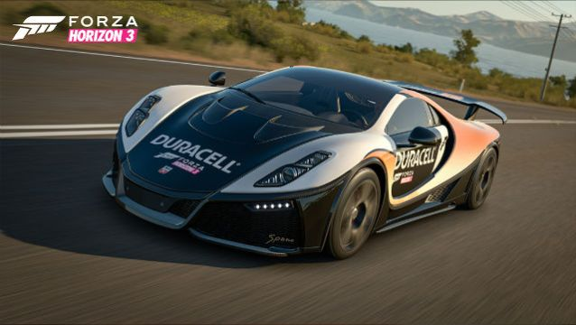 Rip Up The Outback As The Duracell Car Pack Arrives In Forza - Cool cars in forza horizon 3