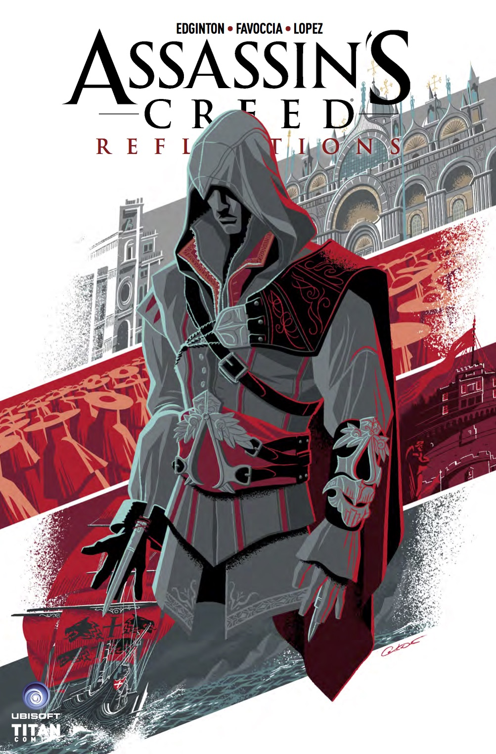 Assassin S Creed Reflections Issue 1 Comic Review Thexboxhub