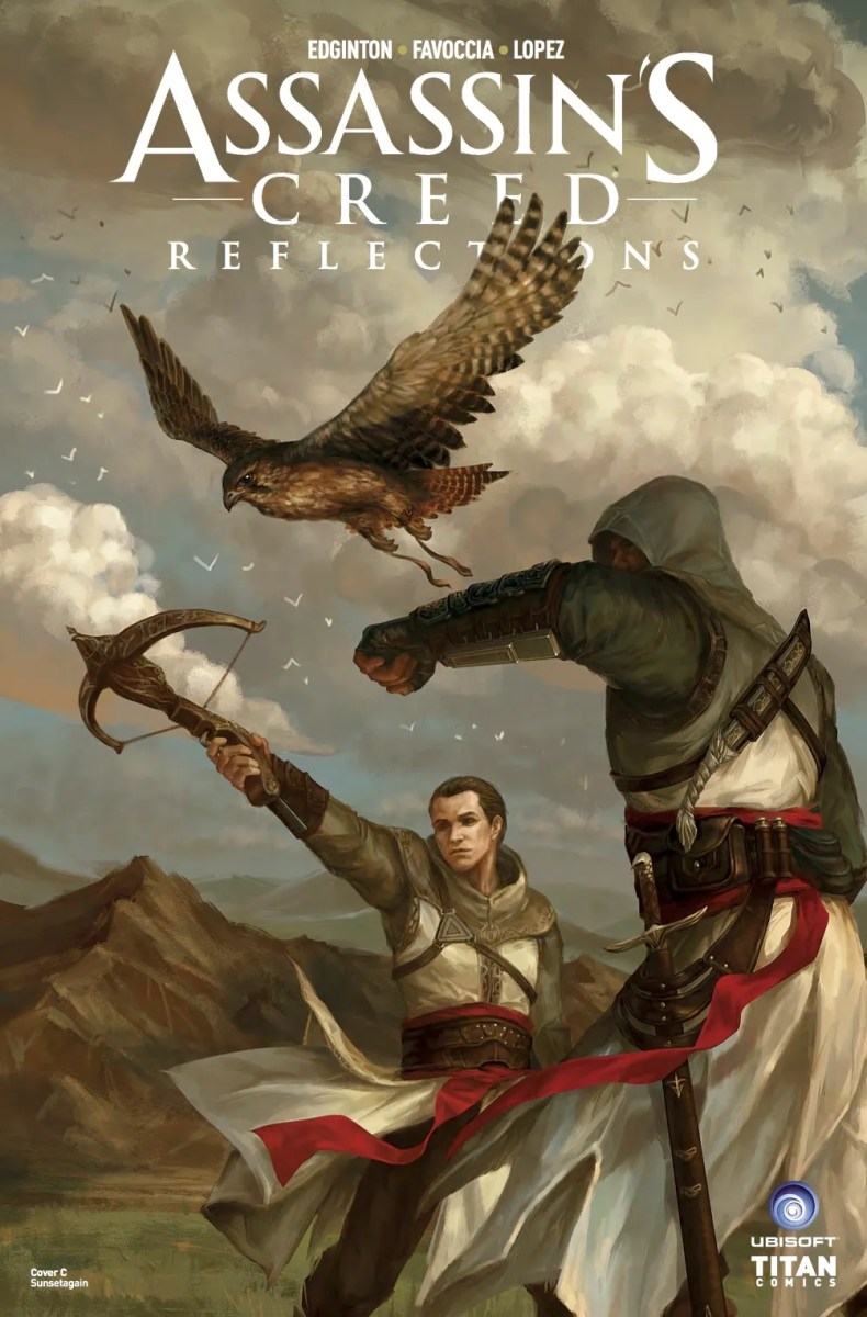 Assassin's Creed: Reflections Issue #2 Comic Review
