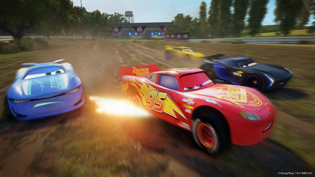 Warner Bros And Disney To Bring Cars 3 Driven To Win To Xbox One