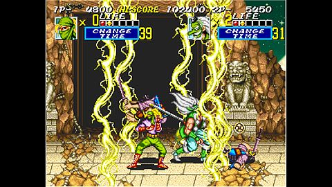 The Xbox One Neo Geo library expands as Sengoku 2 arrives