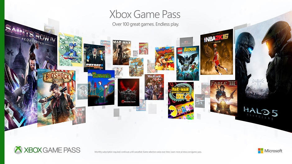 Xbox Game Pass July 2017 game update revealed!