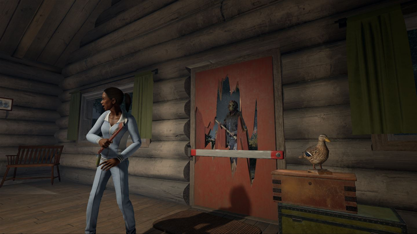 jason returns as friday the 13th the game arrives on xbox one ps4