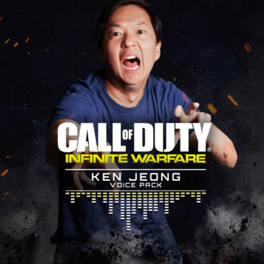 Call of Duty: Infinite Warfare Ken Jeong VO Pack arrives