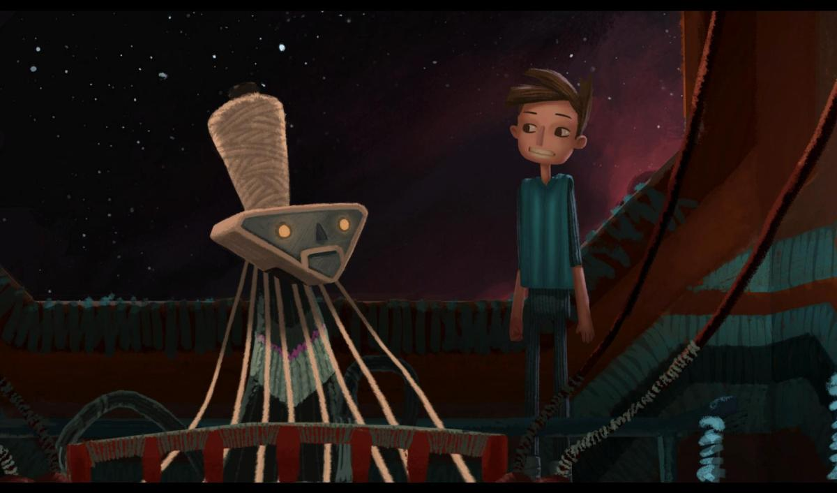 Beloved graphic adventure Broken Age now available on Xbox One