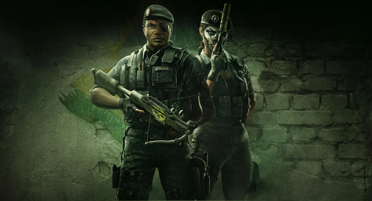 Get lost in the jungle with the Rainbow Six Siege: Capitão Loreto Set