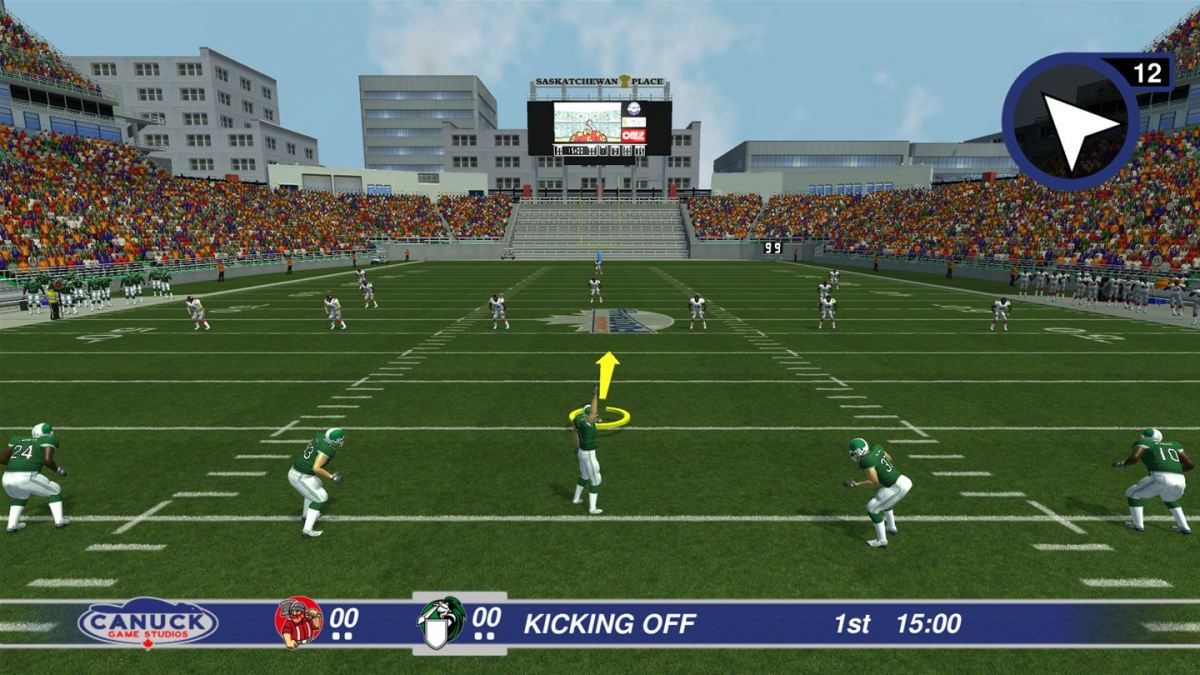 Canadian Football 2017 now available on Xbox One