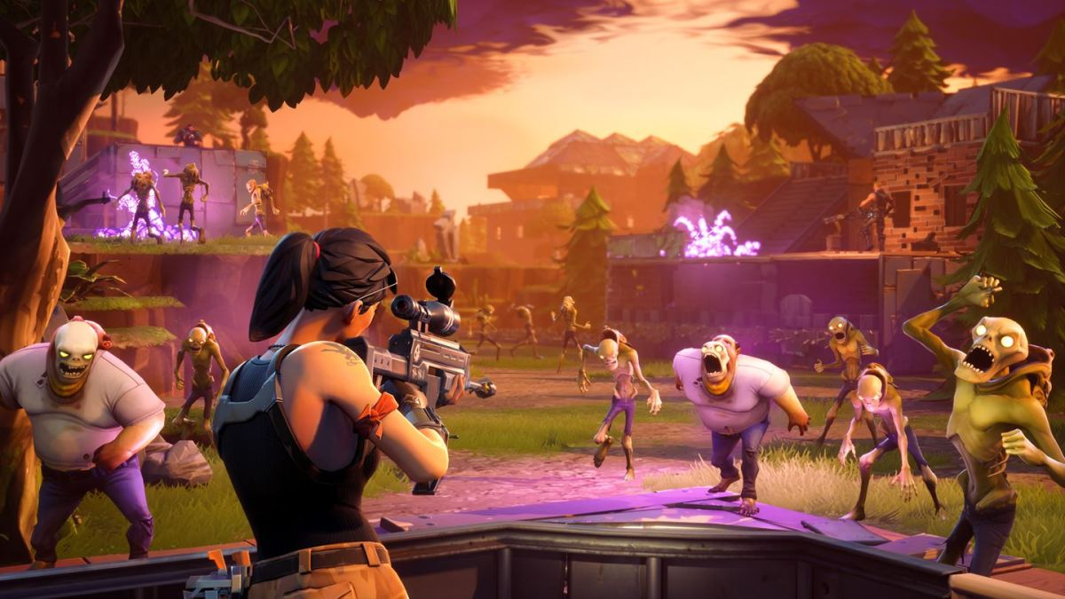 Jump into Fortnite - the looter's paradise right now on Xbox One