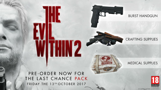 New gameplay trailer released for The Evil Within 2