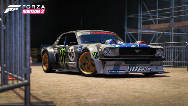Forza Horizon 3 Hoonigan Car Pack now available for purchase