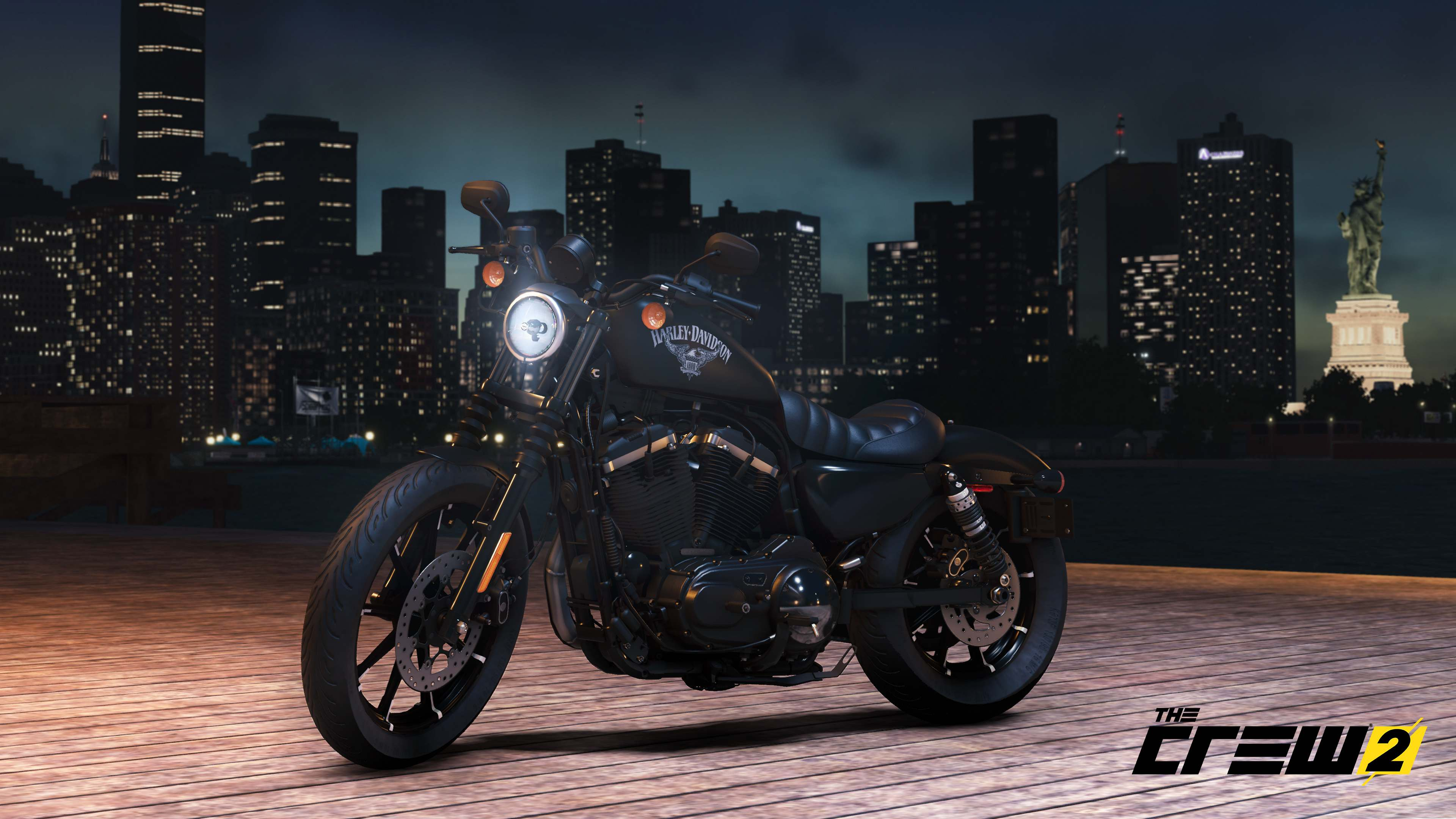 The Crew 2 adds Harley-Davidson motorcycles