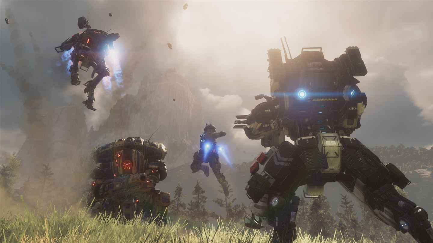 Titanfall 2 Ultimate Edition Now Available Digitally on Xbox One