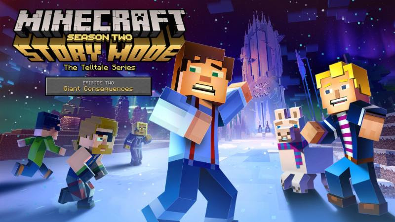 Minecraft Story Mode Season 2 Episode 2 Now Available
