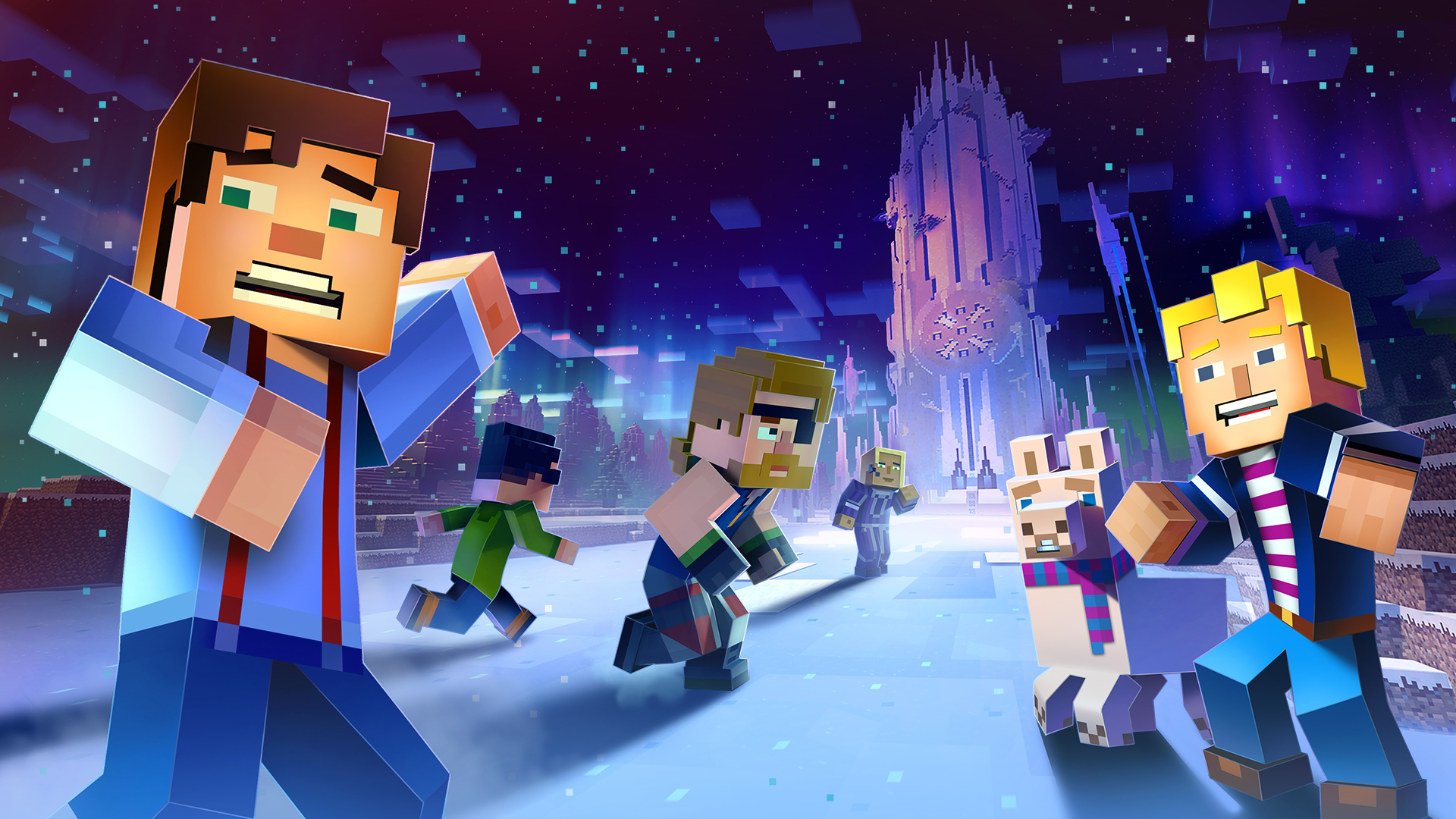 Minecraft Story Mode Season Two Episode Two Giant Consequences