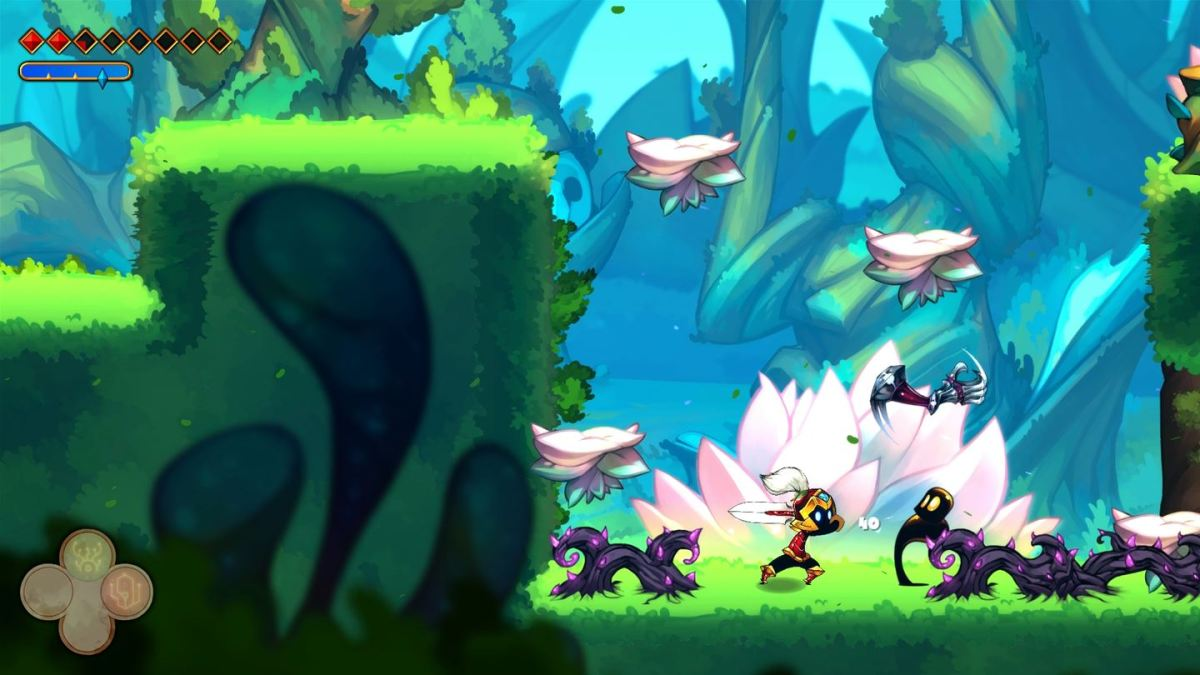 Neo-retro adventure Pankapu arrives on Xbox One, PlayStation 4 and PC