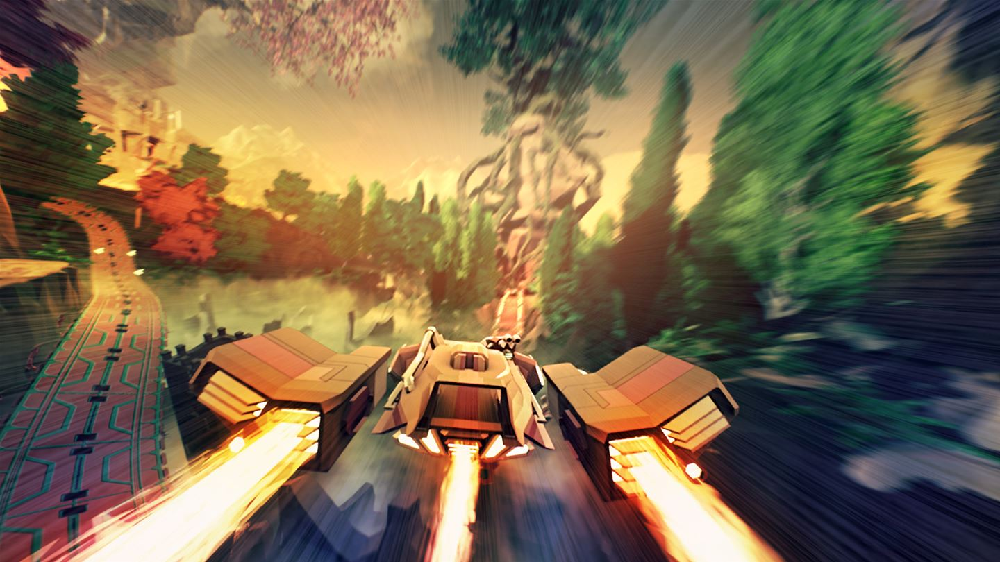 Redout: Lightspeed Edition Review | TheXboxHub