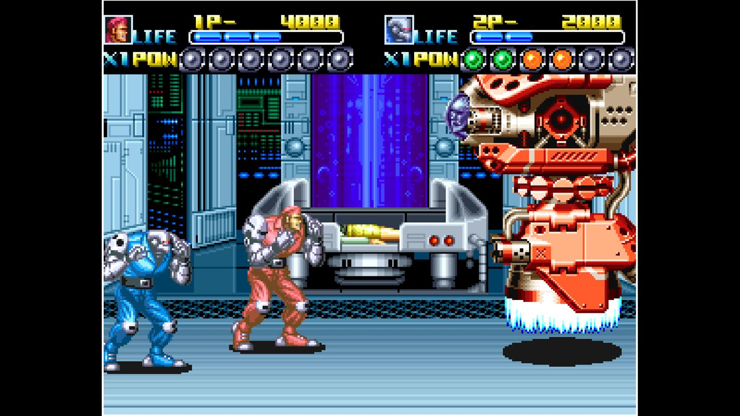 Crush the Robo Army with the latest Xbox One NEOGEO title