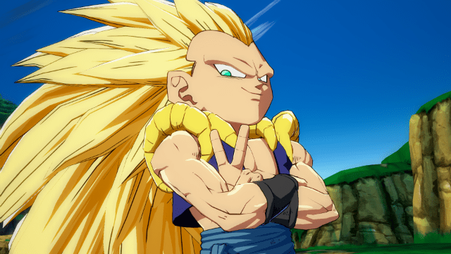 New Trailer Shows Off Gotenks in Dragonball FighterZ