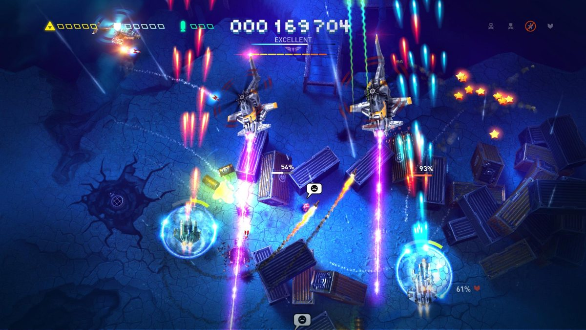 Sky Force Reloaded Xbox One, PS4, Nintendo Switch and PC release dates confirmed
