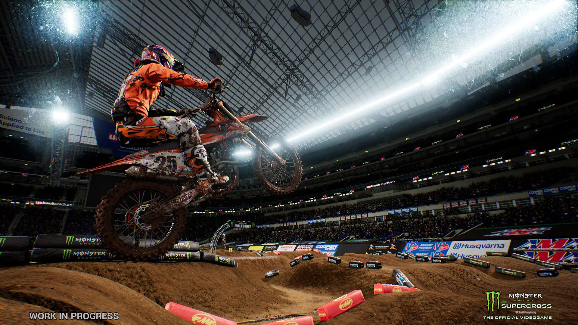 Its Based On The 2017 Monster Energy Supercross Championship And With Team At Milestone Behind It Official Videogame