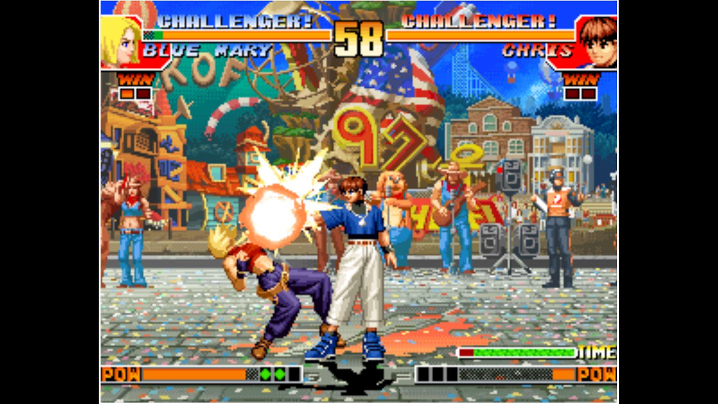 Aca Neogeo King Of Fighters 97 Hits Xbox One Thexboxhub