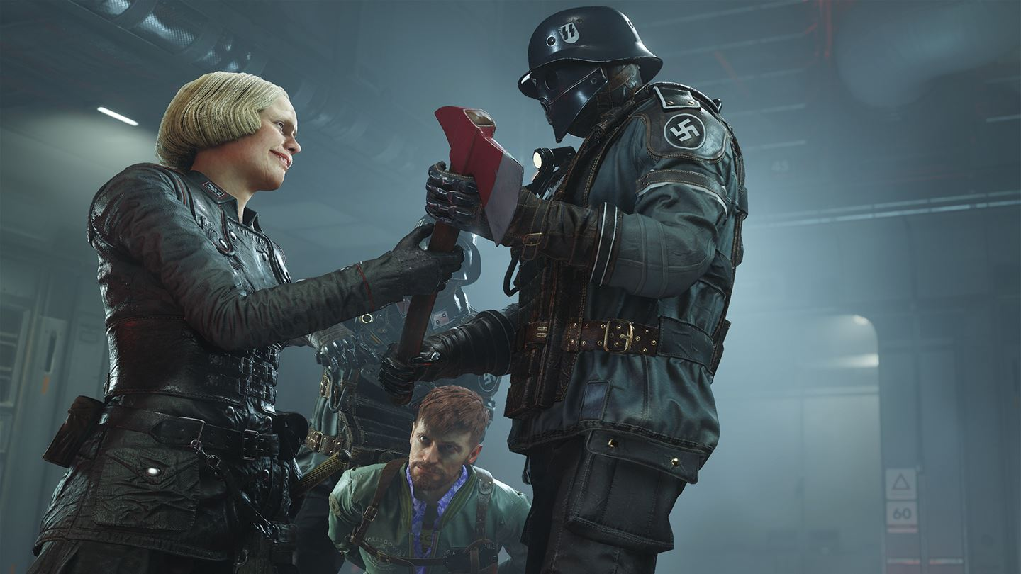 Wolfenstein 2's first pulp hero DLC releases next month