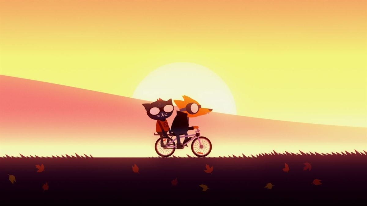 Spend a Night in the Woods right now on Xbox One