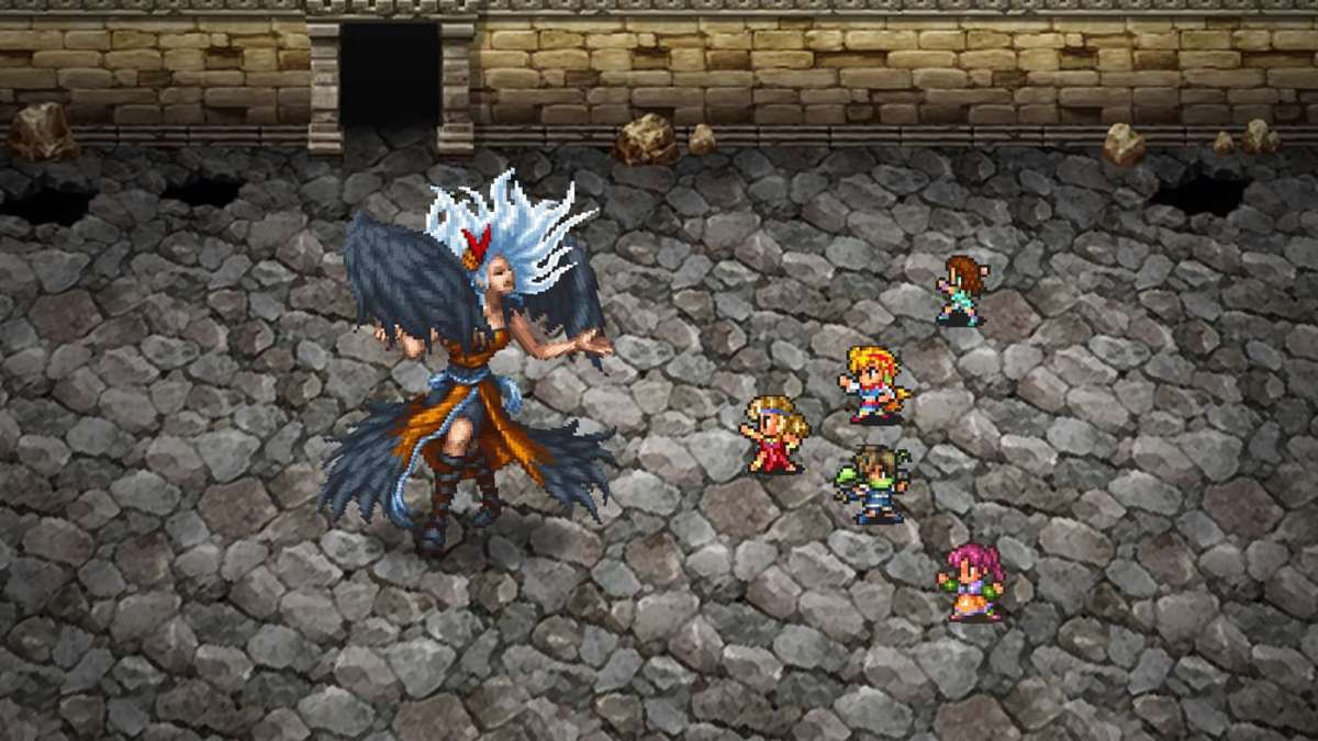 RPG Romancing SaGa 2 arrives on Xbox One, PS4, Vita, Switch and PC - bringing a Japanese cult classic to Europe for the first time