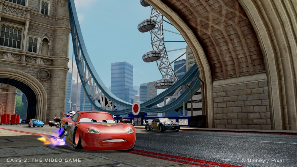 disney pixar cars 2 game free download