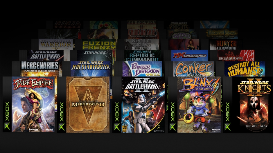 The First Of April S Og Xbox Games Have Arrived On Xbox One Via