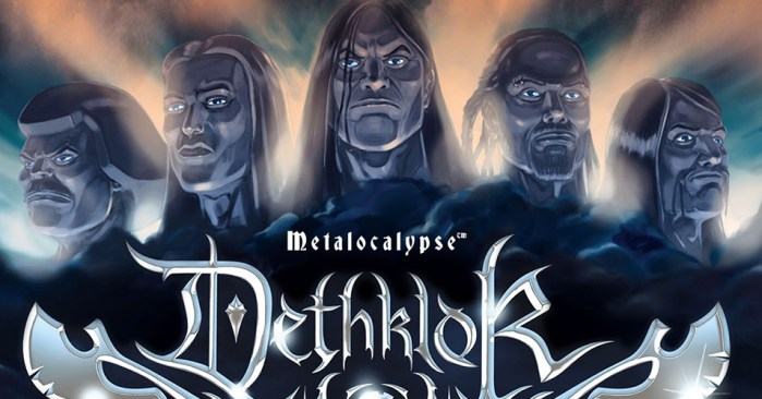 Go Hardcore With The Virtual Metal Thanks To Dethklok Song Pack II On Rocksmith