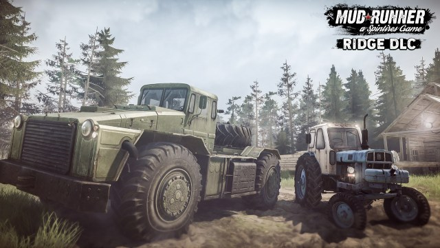 head to the ridge as free dlc comes to spintires. Black Bedroom Furniture Sets. Home Design Ideas