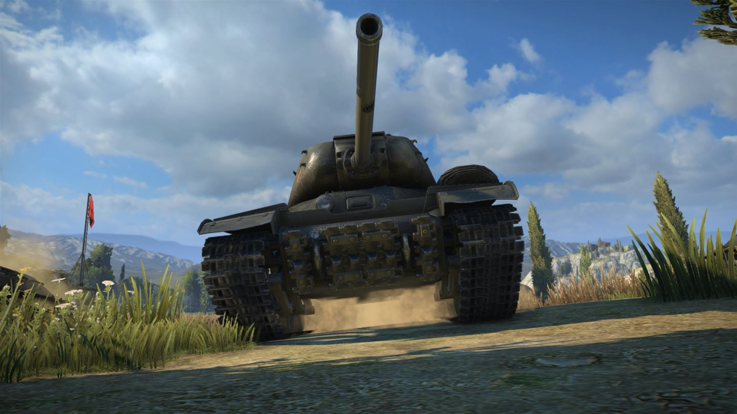 Is now the time to start playing World of Tanks Console on