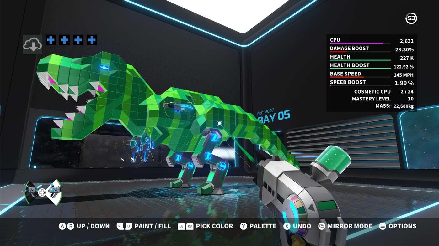 Robocraft 2015 gameplay