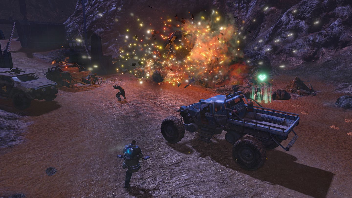 Red Faction Guerrilla Re-Mars-tered Review | TheXboxHub