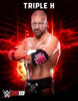 WWE2K19 Roster Triple H