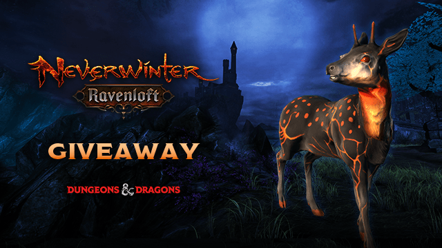 Enter now – Neverwinter Fawn Mount Code Giveaway on Xbox One