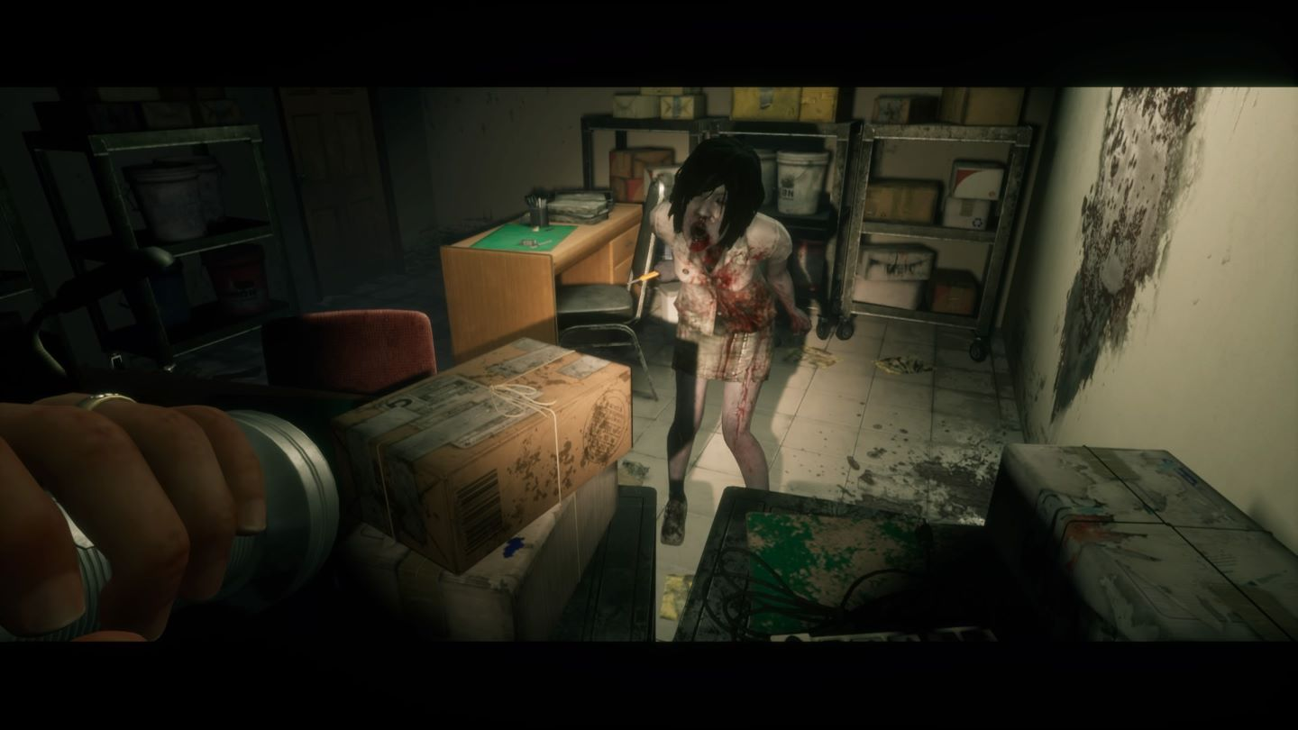Horror Returns As Home Sweet Home Arrives On Xbox One Ps4 Pc And