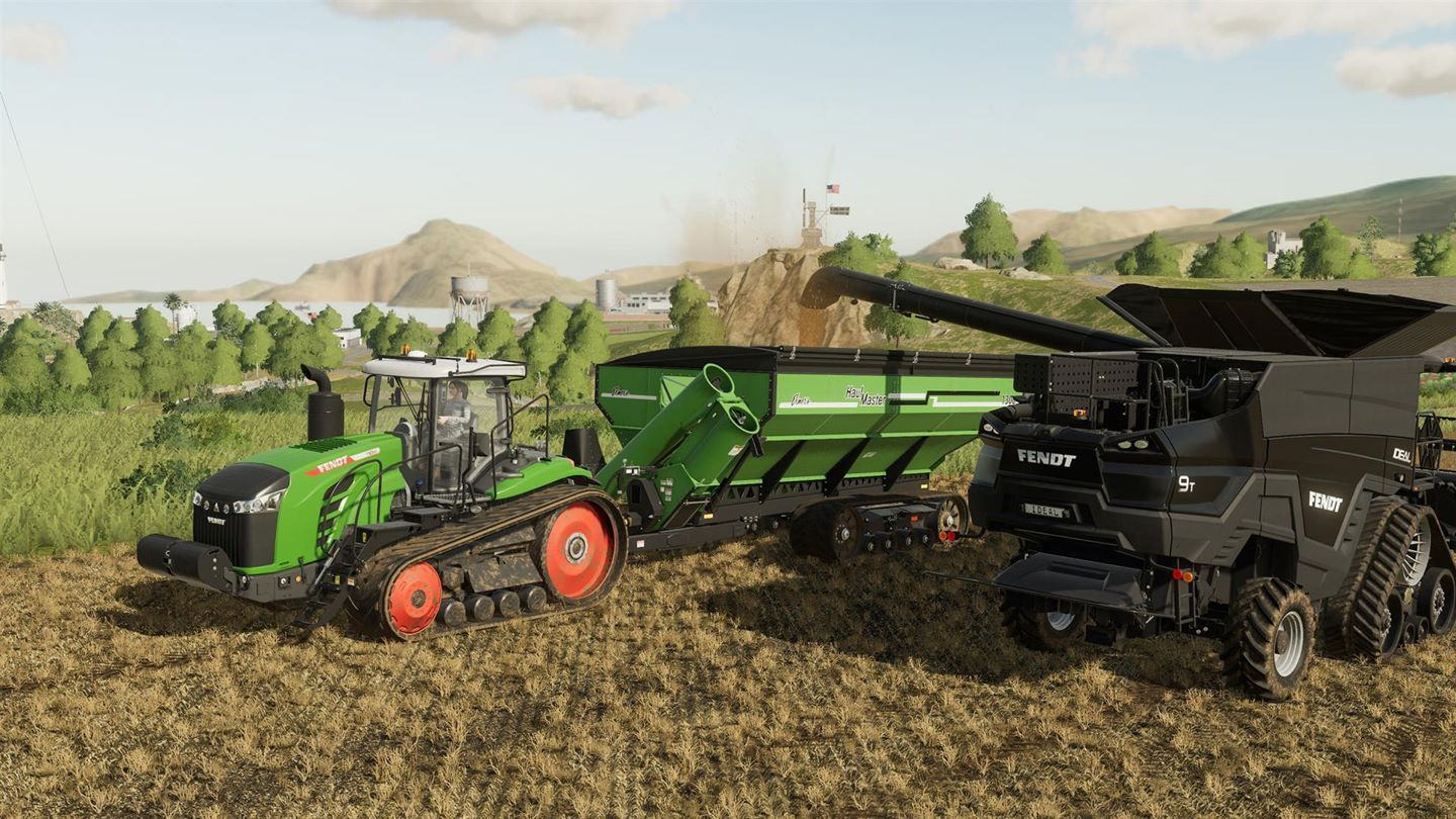 Hop On A Tractor And Tend To Your Land In Farming Simulator 19 Out Now On Xbox One Thexboxhub
