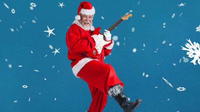 Rock Around The Christmas Tree.Rock Around The Xmas Tree With The Rocksmith Christmas