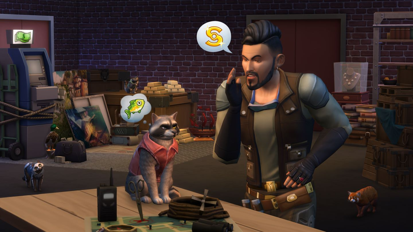 how to get sims 4 expansion packs for free on console