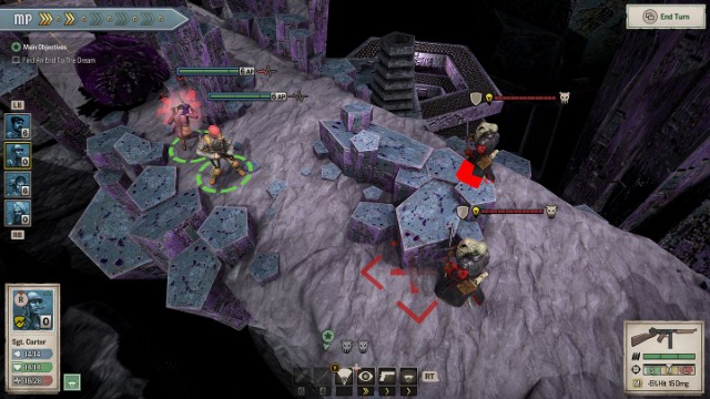 Achtung! Cthulhu Tactics review xbox one 2