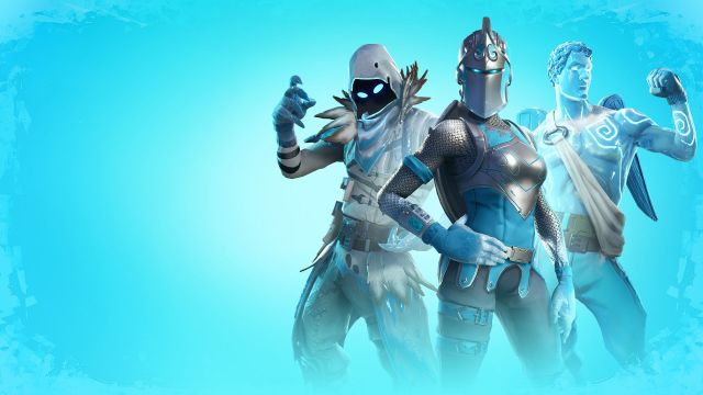 The Fortnite Frozen Legends Pack Brings New Skins To The Market